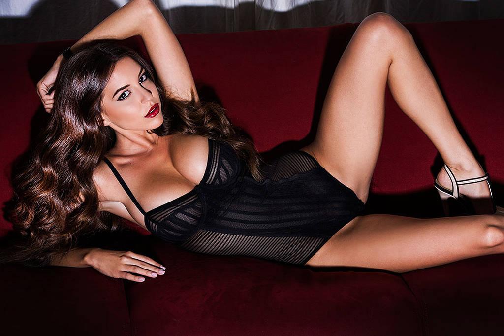 Filles sexy en lingerie sexy