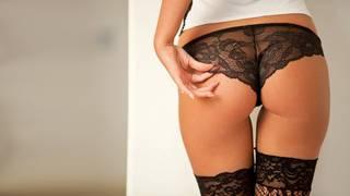 Schöne erotische ass.